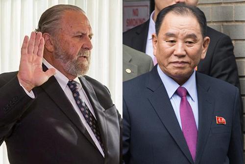 WSJ 「金正恩氏側近、訪米中に米CIA副長官と極秘接触」