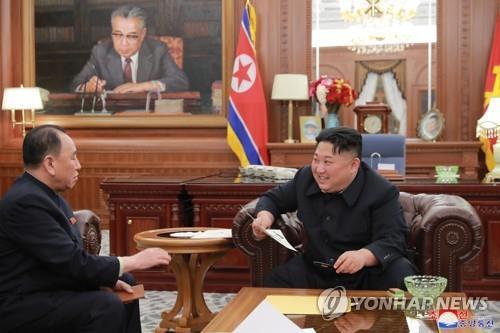 ЦТАК: Лидер КНДР выразил удовлетворение письмом от Дональда Трампа