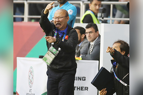 [AFC Asian Cup 2019] Vietnam Loses 0-1 to Japan in Quarterfinals