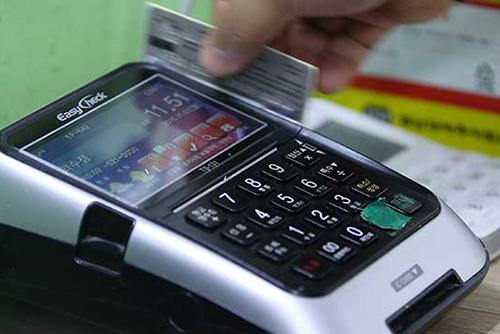 Сумма оплат кредитными картами вновь выросла