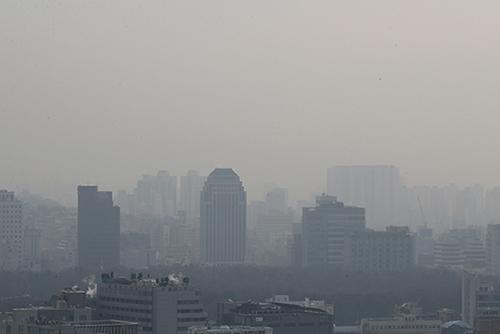 Debu Ultra Halus Bulan Januari di Seoul tercatat Paling Buruk Sejak Tahun 2015
