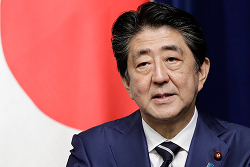 Abe Calls for Seoul's Response over Forced Labor Verdicts