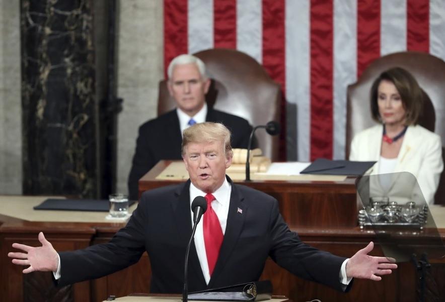 Trump: 2nd Summit with Kim Jong-un on Feb. 27-28 in Vietnam