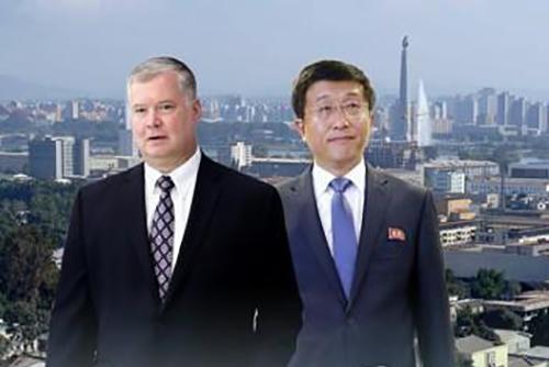 Washington y Pyongyang prosiguen con las negociaciones para la cumbre