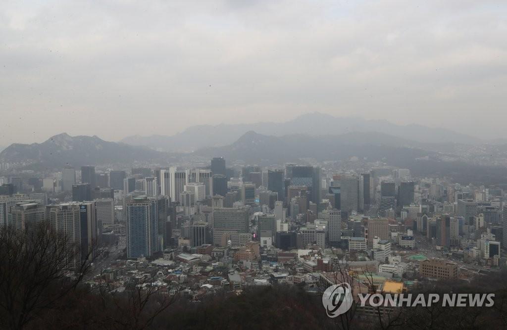 1月、最悪の大気汚染 75%が国外からの流入物質