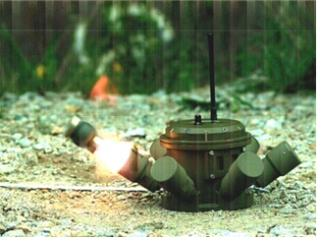 S. Korea Deploys Remote-Controlled Munition System