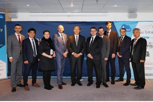 Corea participará en la estandarización de la Plataforma de Conectividad Marítima