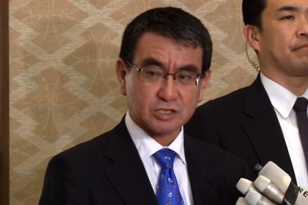 Le chef de la diplomatie japonaise se félicite de l'augmentation des flux de personnes entre Séoul et Tokyo