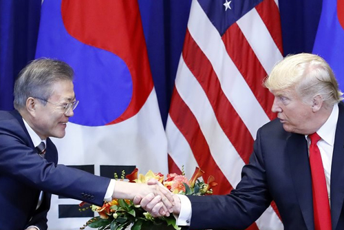 Leaders of S. Korea, US to Hold Discussions on Upcoming N. Korea-US Summit