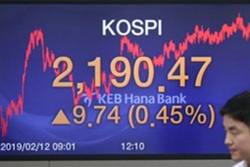 Bourse : + 0,45 % ce mardi