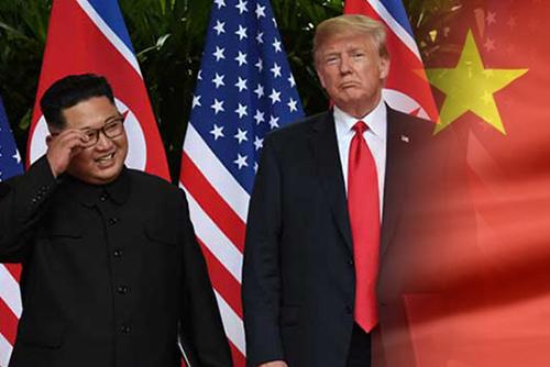 """중국 정부, 2차 북미정상회담 개최에 """"한반도 비핵화 기여 기대"""""""
