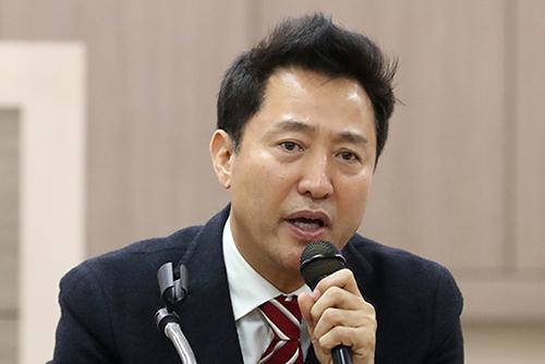 오세훈 한국당 전당대회 출마…정우택·안상수·심재철 불출마