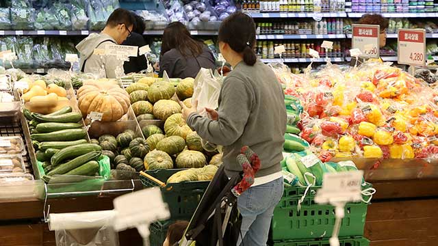S. Korea's Inflation without Gov't Controlled Prices Reaches 2% in 2018
