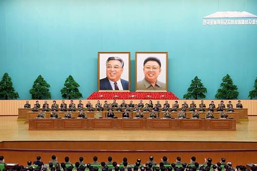 """북한, 5년만에 노농적위군 지휘관 회의…""""당 명령 무조건 관철"""""""