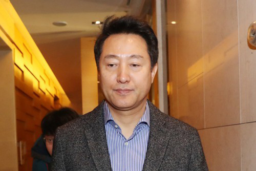 Ex-Seoul Mayor Oh Se-hoon to Join LKP Leadership Race