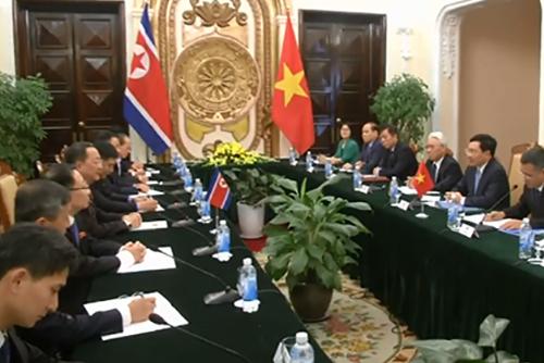 越南外长前往平壤 或讨论金正恩访越事宜