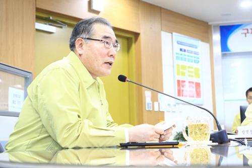 """14일 구제역 이동제한 해제…이개호 """"방역·소독에 최선"""""""