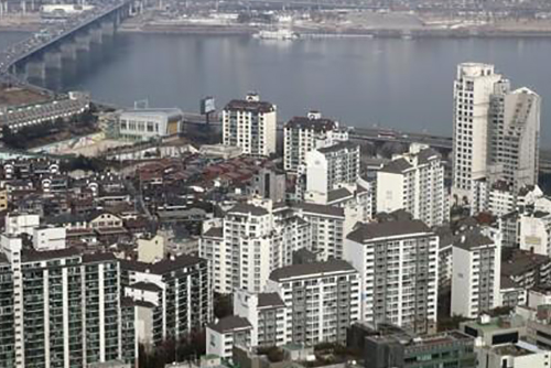 Apartment Prices in Seoul Down for 14th Week