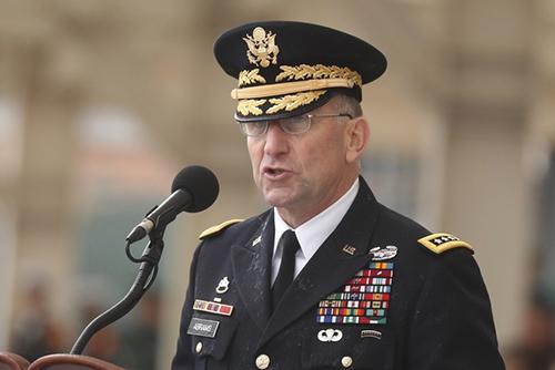 US: Military Presence in Korea Not Linked to Peace Treaty