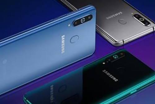 Samsung Targets $4 Billion of Sales for New Galaxy-A Series in India