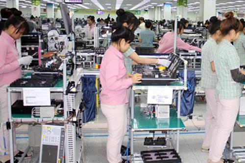 Nordkoreanische Delegation besucht Industrieanlagen außerhalb Hanois