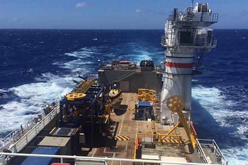 Stellar Daisy Wreck Found in S. Atlantic Ocean