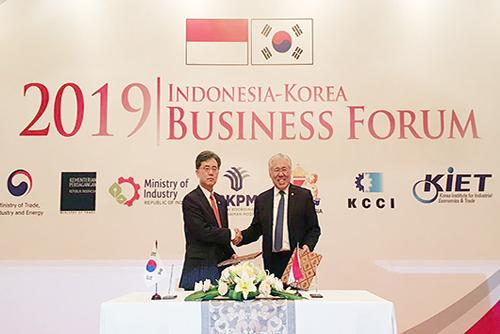 韩印尼时隔5年重启双边贸易协定谈判