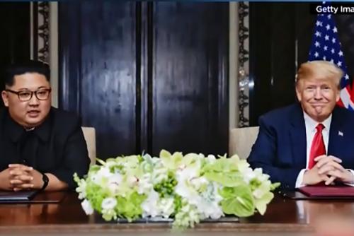 CNN: Пхеньян и Вашингтон обсуждают возможность обмена представителями по вопросам связи