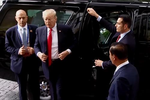 Mehr Klarheit über die beim Nordkorea-USA-Gipfel genutzten Stätten