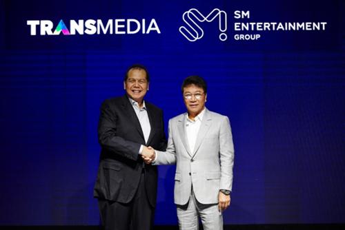 SM dan Trans Media Bekerja Sama Mengembangkan Konten Internasional