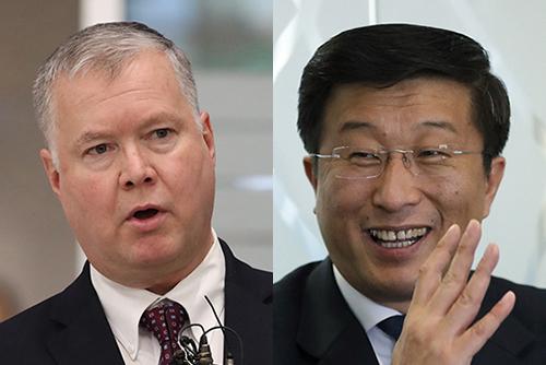 Sommet Trump-Kim : Steve Biegun et Kim Hyok-chol se retrouvent pour la première fois à Hanoï