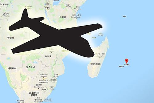 إنشاء خط جوي مباشر بين كوريا وموريشيوس في سبتمبر