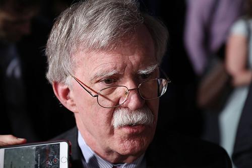 Bolton considera los misiles norcoreanos una violación a las resoluciones de la ONU