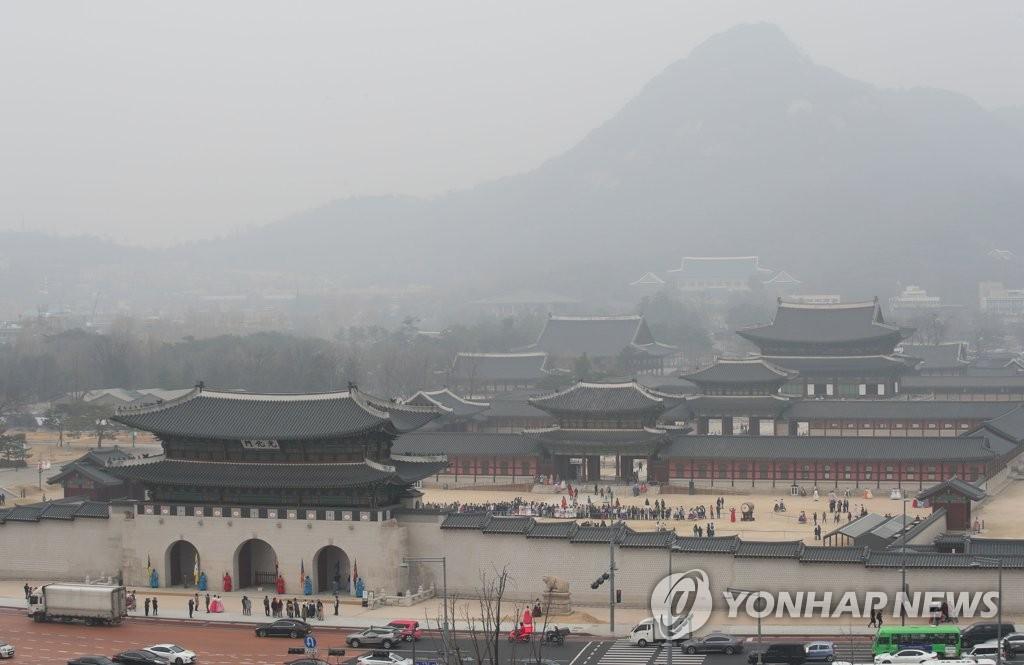 グリーンピース「韓国、去年のPM2.5汚染度はOECDで第2位」