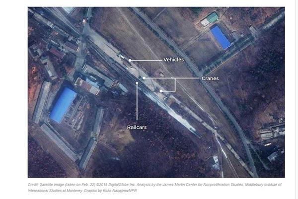 Bắc Triều Tiên có dấu hiệu khả nghi ở cơ sở nghiên cứu tên lửa, ngoại ô Bình Nhưỡng