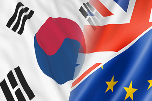 S. Korea, UK Adopt Joint Statement on Post-Brexit Cooperation