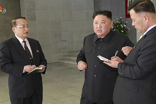 北韓 最高人民会議代議員選挙 2期目の金正恩体制へ