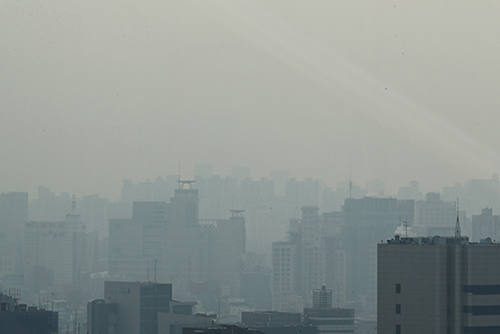 60% of the Worst Fine Dust Seen in Early March Came from China