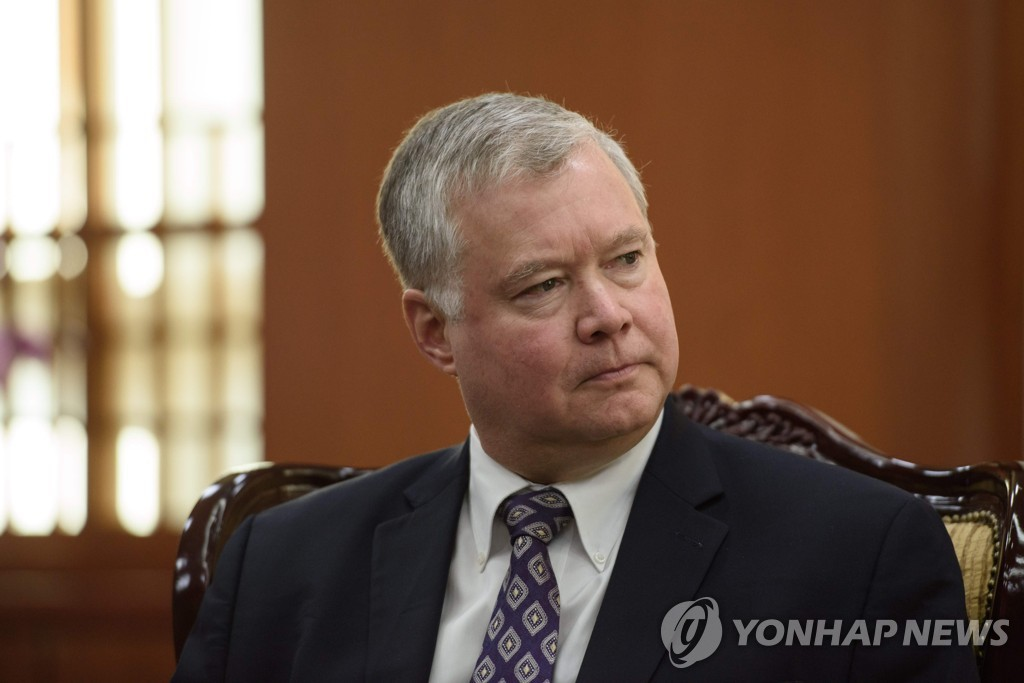 ビーガン特別代表 安保理に米朝首脳会談の内容説明