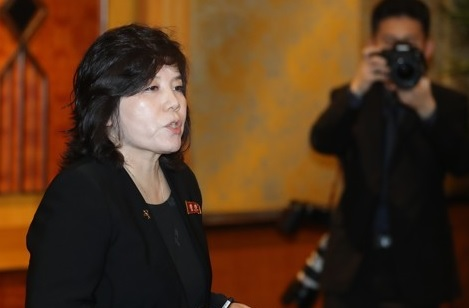 Чхве Сон Хи: КНДР может отказаться от переговоров с США