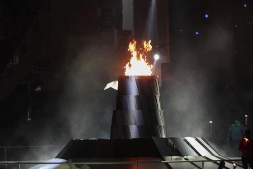 Coup d'envoi des Jeux olympiques spéciaux d'été d'Abu Dhabi