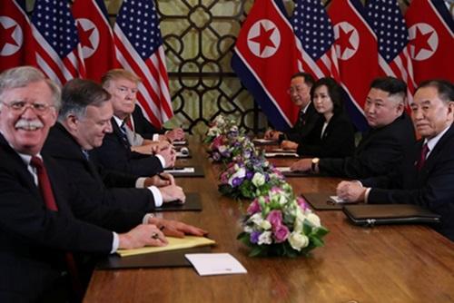 米朝首脳会談の年内開催求める 朝鮮総連機関紙