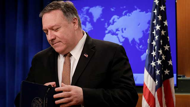 Pompeo Urges Kim Jong-un to Keep Moratorium on Nuclear, Missile Tests