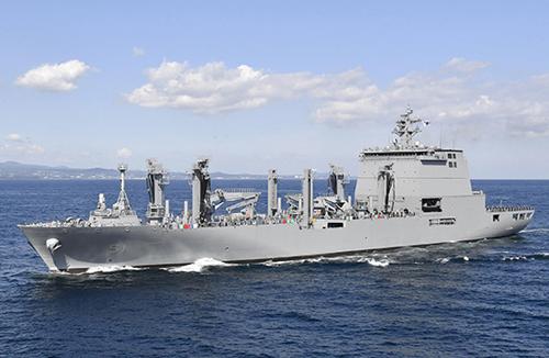 해군 군수지원함 소양함, 말레이시아 국제해양·항공전시회 참가