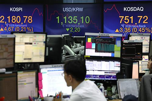3月20日主要外汇牌价和韩国综合股价指数