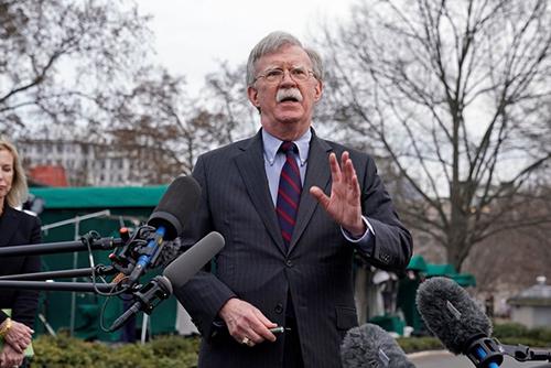 ホワイトハウス高官「北韓の核やミサイル実験の再開は信頼違反」