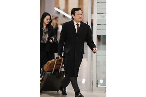 韓国首席代表ロシア訪問 19日にロシア外務次官と会談