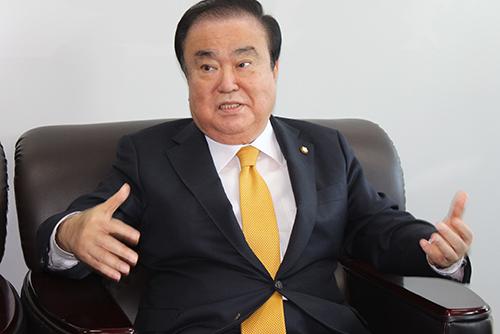 韓国国会議長 新天皇の韓国訪問に期待