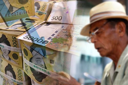 زيادة معاش التقاعد الأساسي للمسنين