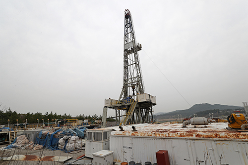 韩国决定永久停止浦项地热发电